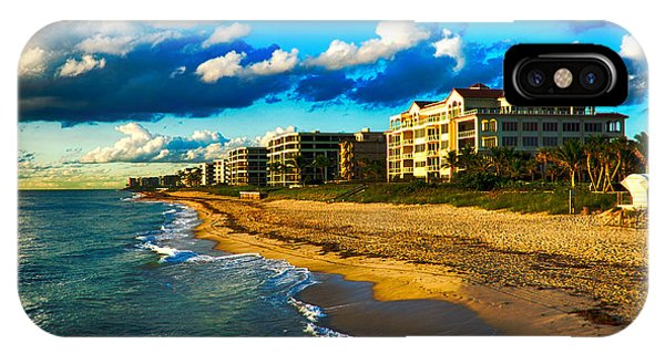 Boynton Beach South IPhone Case