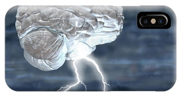 Brainstorm IPhone Case
