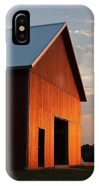 Braised Barn IPhone Case