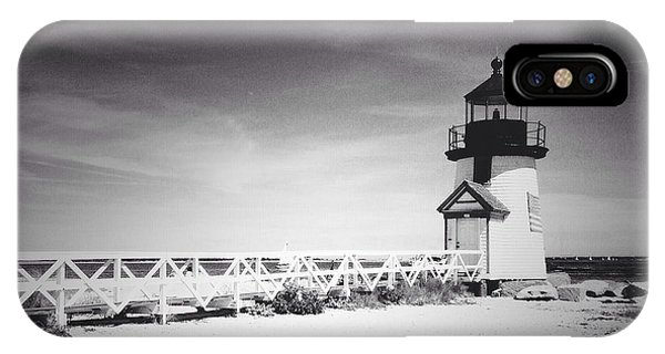Brant Point Lighthouse IPhone Case