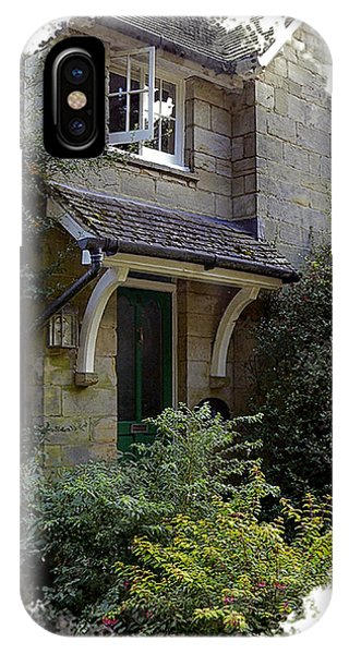 Brantridge Cottage IPhone Case