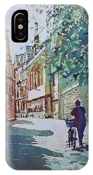Brasenose Lane IPhone Case