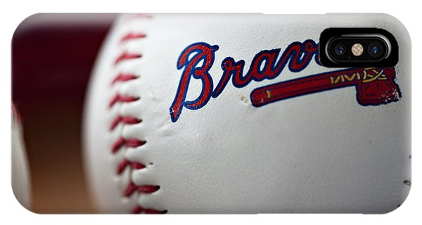 Braves Baseball IPhone Case