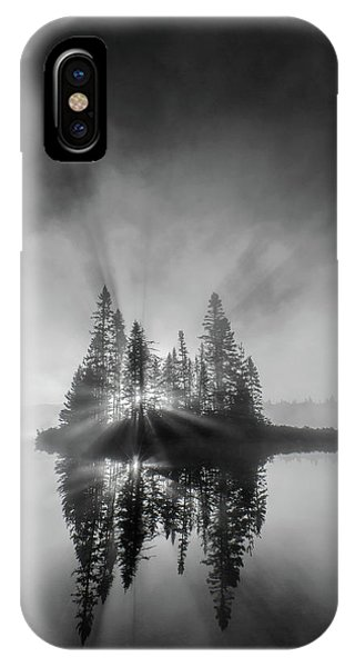 Superior iPhone Case - Breaking Through by Donald Luo