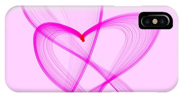 Breast Cancer Awareness . Love IPhone Case