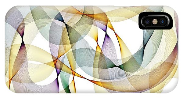IPhone Case featuring the digital art Breath Of Life by Marian Palucci-Lonzetta