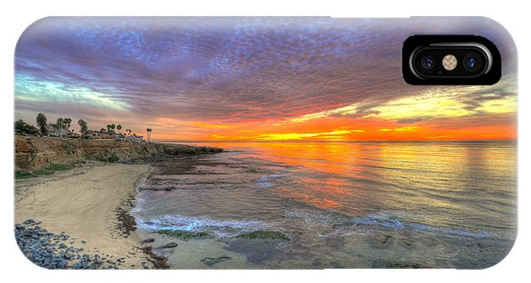 Breathtaking Sunset IPhone Case