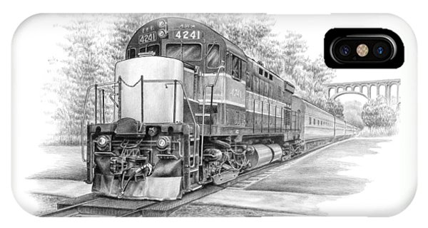 Brecksville Station - Cuyahoga Valley National Park IPhone Case