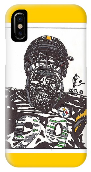 Brett Keisel 2 IPhone Case
