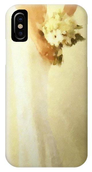 Bride Phone Case by Gun Legler