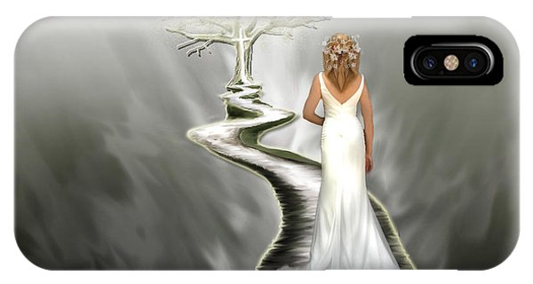 Bride Of Christ IPhone Case