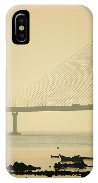 Bridge And Rocks IPhone Case