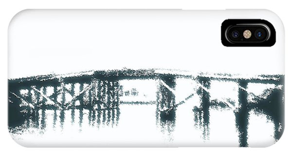 Bridge City Bridge IPhone Case
