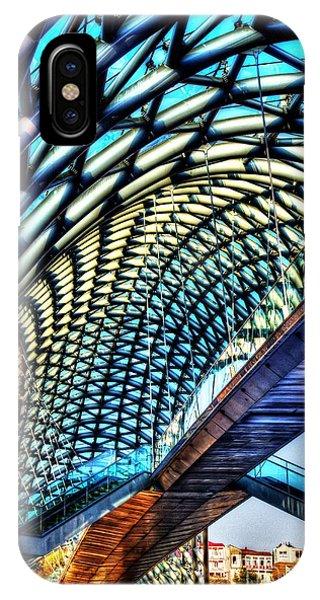 Bridge In The Air IPhone Case