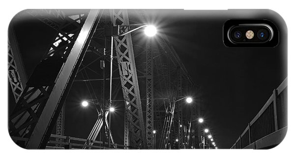 Bridge Night IPhone Case