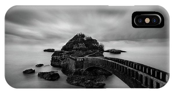 French iPhone Case - Bridge by Ritxard Perez