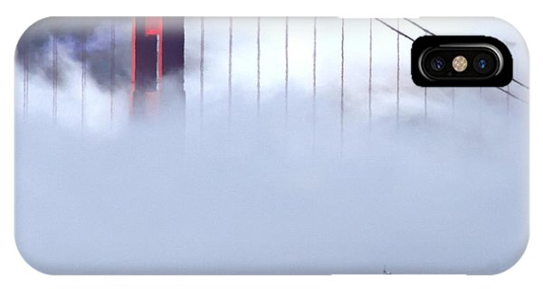 Bridge Sailing IPhone Case