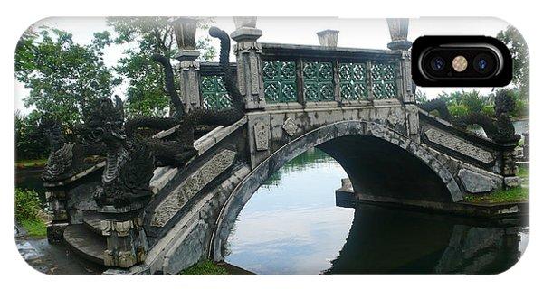 bridge side Bali Phone Case by Jack Edson Adams