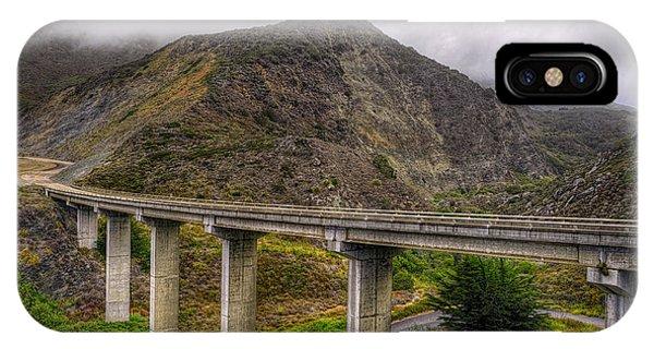 Bridge To Carmel IPhone Case