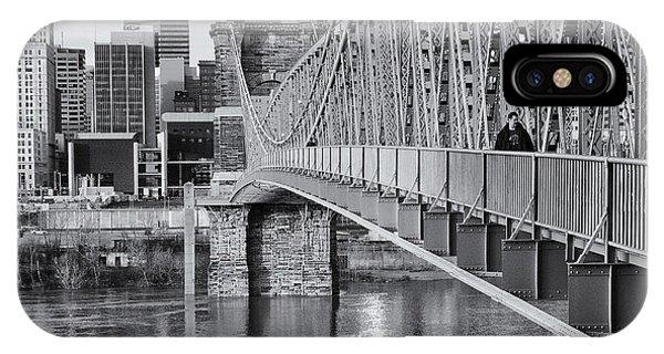 Bridge To Cincinnati IPhone Case
