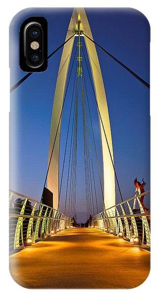 Bridge With Light IPhone Case