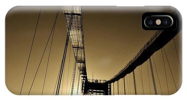 Bridge Work IPhone Case