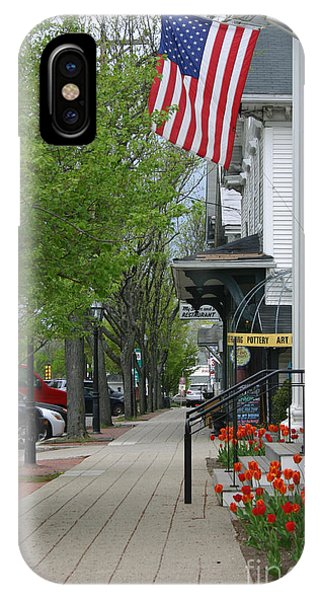 Bridgewater Ma IPhone Case