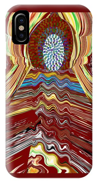 Rights Managed Images iPhone Case - Bridge To Holy Grail Of Mystical Energies Whimisical Abstract By Navinjoshi At Fineartamerica.com  by Navin Joshi