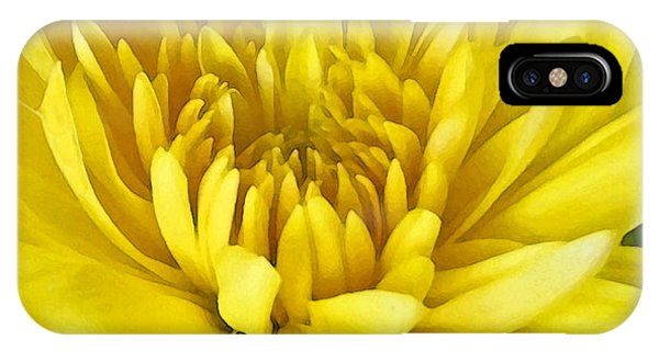 Bright As The Sun Phone Case by Cedric Hampton