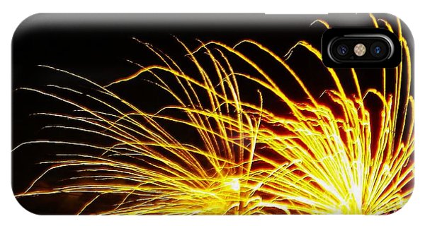 Bright Lights For The New Year IPhone Case