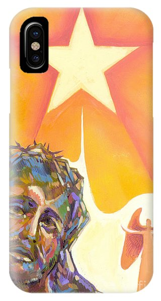 Bright Morning Star Phone Case by Peter Olsen