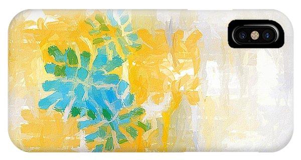 Lemon iPhone Case - Bright Summer by Lourry Legarde