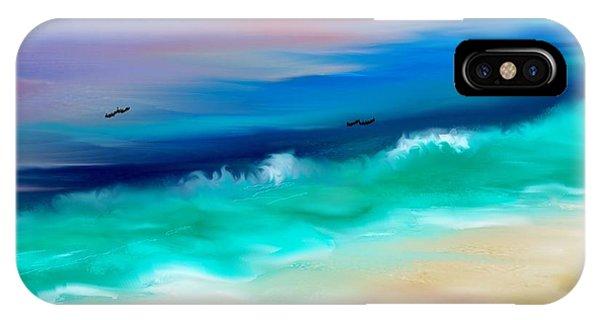 Brighter Days IPhone Case
