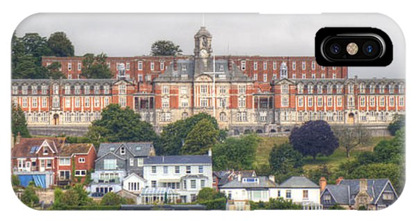 Britannia Royal Naval College IPhone Case