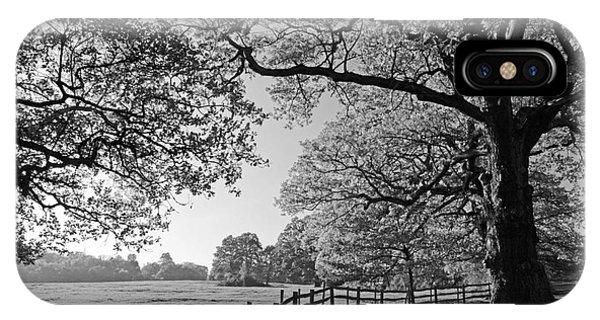 British Landscape IPhone Case