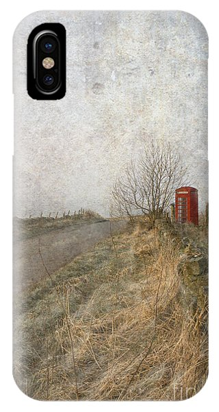 British Phone Box IPhone Case
