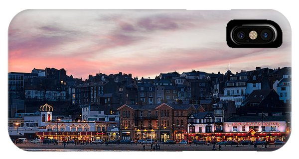 British Seaside IPhone Case