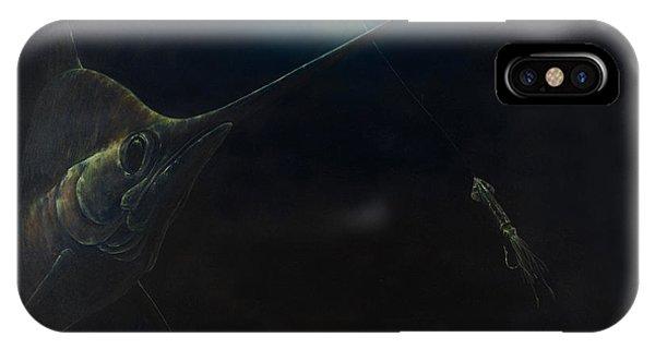 Broadbill Nights IPhone Case