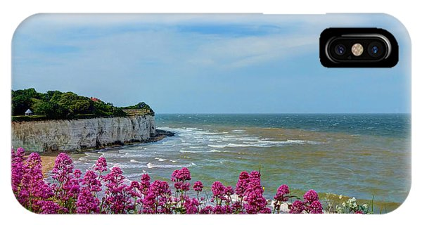 Broadstairs Sea Views IPhone Case