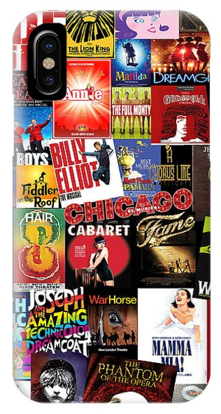 Broadway 4 IPhone Case