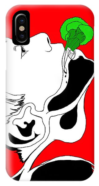 Brocolas IPhone Case