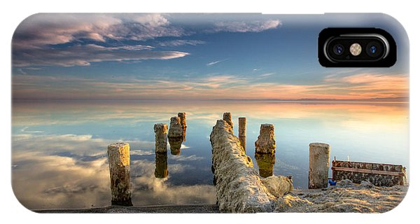 Broken Pier IPhone Case
