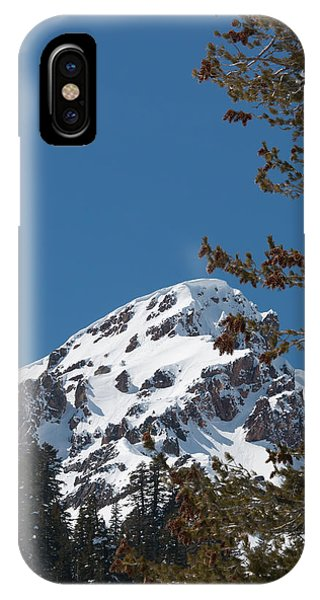 Brokeoff Mtn. In Spring IPhone Case