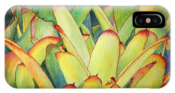 Bromeliads I IPhone Case