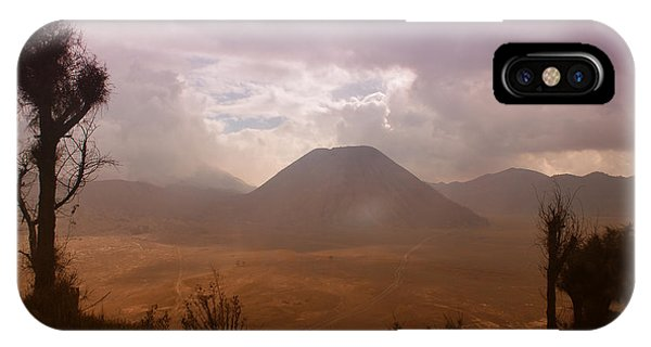 Bromo IPhone Case