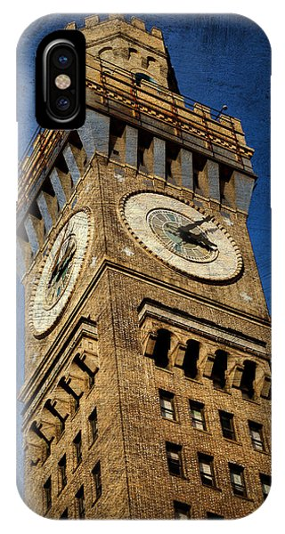 Bromo Seltzer Tower No 3 IPhone Case
