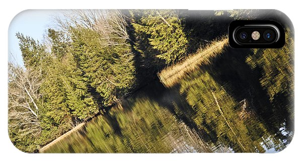 Bronson's Pond IPhone Case