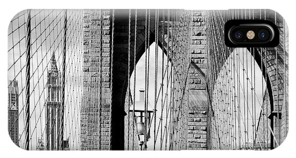 Brooklyn Bridge New York City Usa IPhone Case