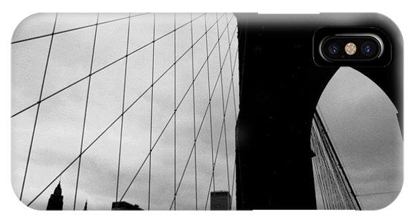 Brooklyn Bridge No.2 IPhone Case