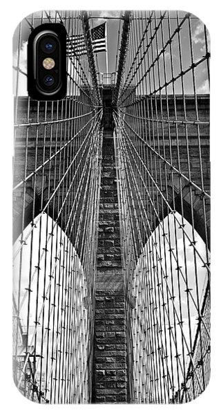 Brooklyn Bridge New York City IPhone Case